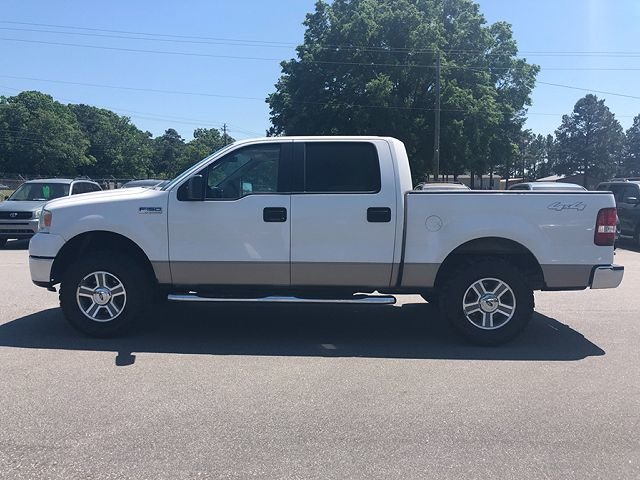 Ford F-150 Questions - 2006 f-150 king ranch 5 4 - CarGurus