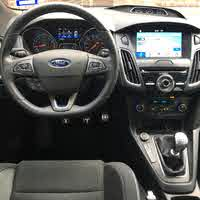 Picture of 2017 Ford Focus RS Hatchback, interior, gallery_worthy
