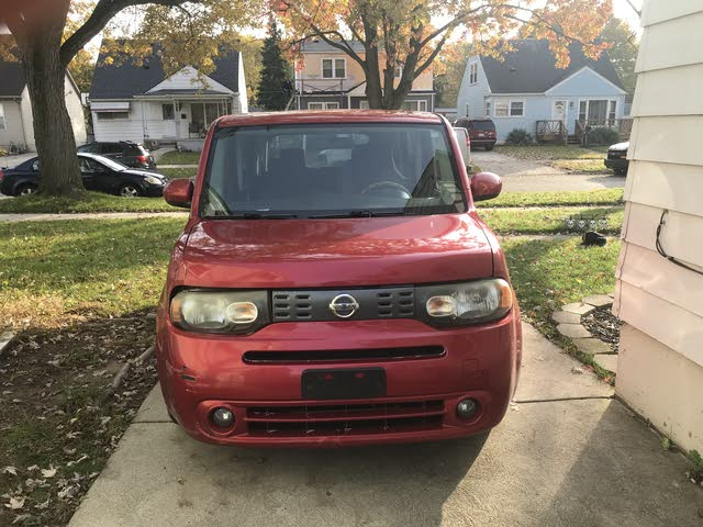 Picture of 2011 Nissan Cube 1.8