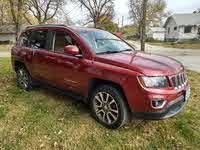 Picture of 2014 Jeep Compass Limited 4WD, exterior, gallery_worthy
