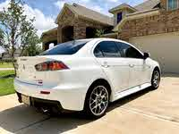 Foto de un 2012 Mitsubishi Lancer Evolution MR, exterior, gallery_worthy