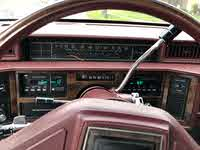 Picture of 1989 Cadillac DeVille Sedan FWD, interior, gallery_worthy