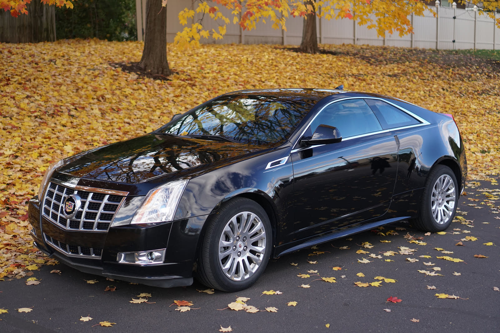 2013 Cadillac Cts Coupe Overview Cargurus