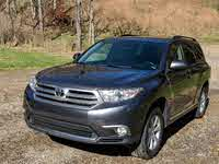 2011 Toyota Highlander Picture Gallery