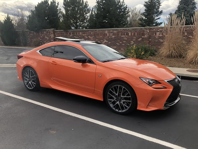 Picture of 2015 Lexus RC 350 F Sport RWD, exterior, gallery_worthy