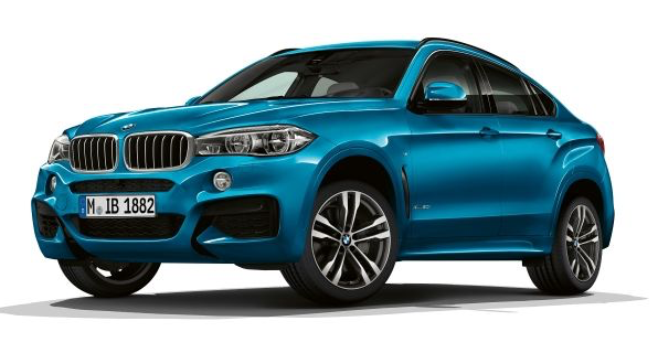2019 BMW X6, exterior, manufacturer, gallery_worthy