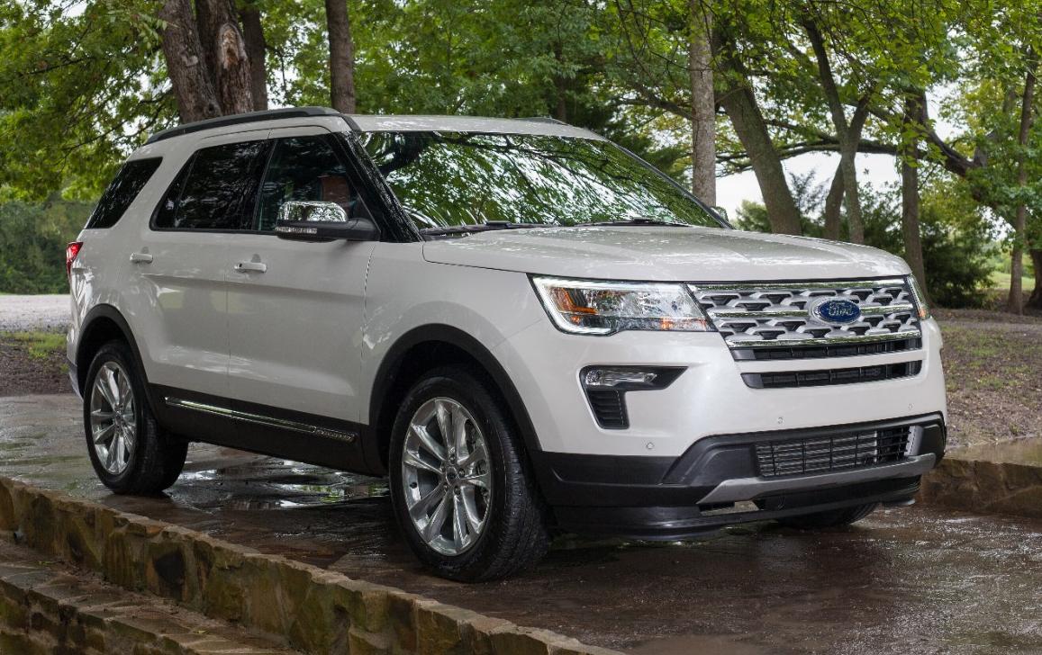 Ford Edge Vs Ford Escape >> 2019 Ford Explorer - Overview - CarGurus