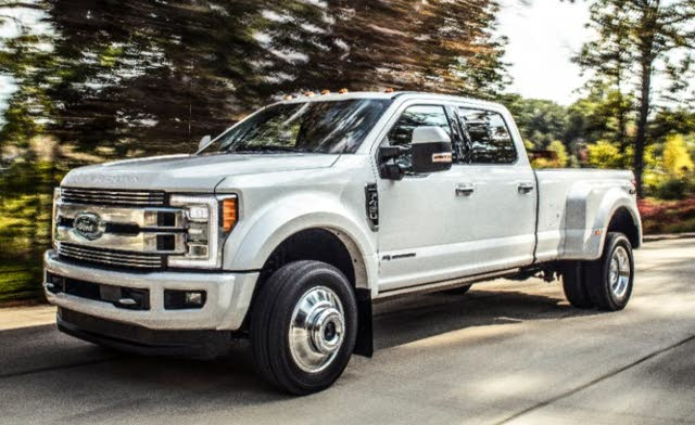 2019 Ford Super Duty Series