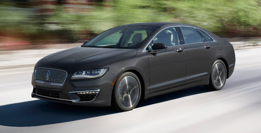 2019 Lincoln Mkz Hybrid Overview Cargurus