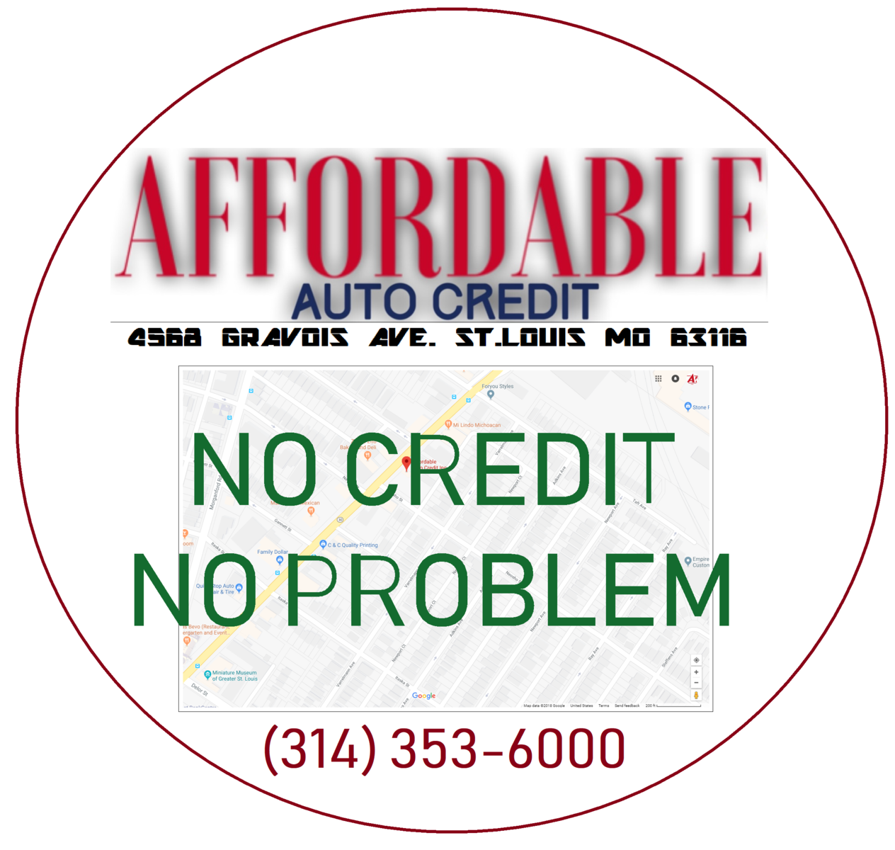 Affordable Auto Credit, Inc