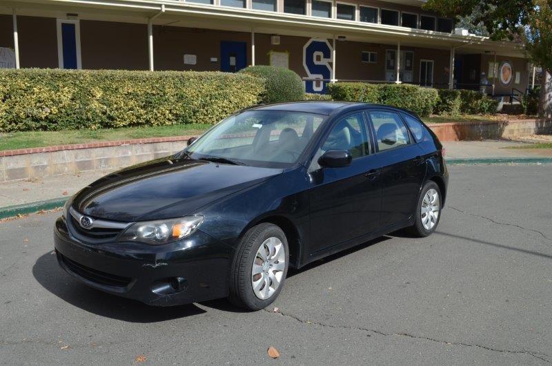 subaru impreza hatchback 2011 specs