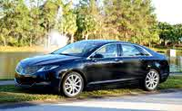 Picture of 2014 Lincoln MKZ FWD, exterior, gallery_worthy