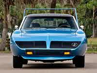 1970 Plymouth Superbird Overview