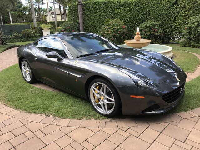 2017 Ferrari California T Price Cargurus