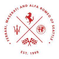 Ferrari Maserati and Alfa Romeo of Seattle logo