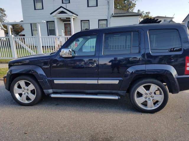 Picture of 2011 Jeep Liberty Sport Jet 4WD