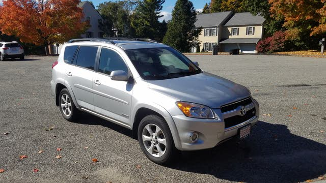 Picture of 2012 Toyota RAV4 Limited V6 4WD