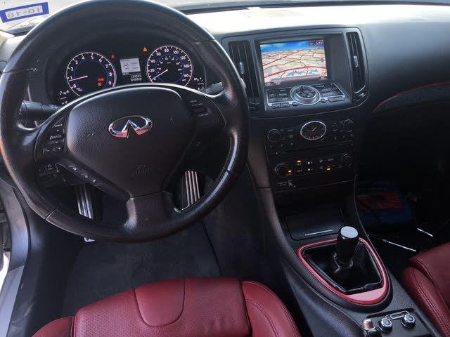 2015 Infiniti Ipl >> 2014 Infiniti Q60 Ipl Interior Pictures Cargurus