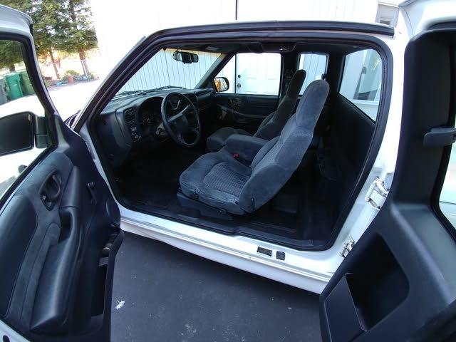 1999 Chevrolet S 10 Interior Pictures Cargurus