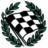 Checkered Flag Volkswagen logo