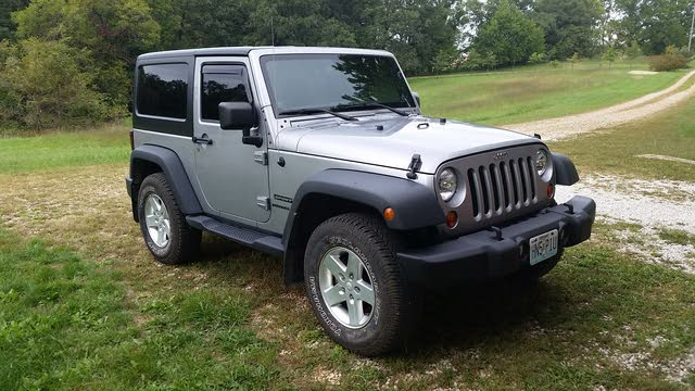 Picture of 2013 Jeep Wrangler Freedom Edition