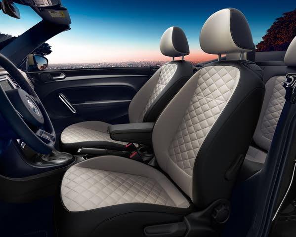 2019 Volkswagen Beetle, Beetle Convertible Final Edition SEL Convertible Interior, interior, gallery_worthy