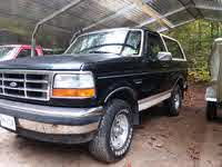 1993 Ford Bronco Overview