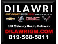 Dilawri Chevrolet Buick GMC logo