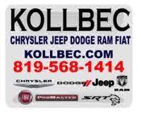 Kollbec Gatineau Chrysler Jeep logo
