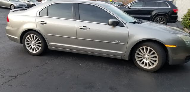 Picture of 2008 Mercury Milan V6 Premier, exterior, gallery_worthy