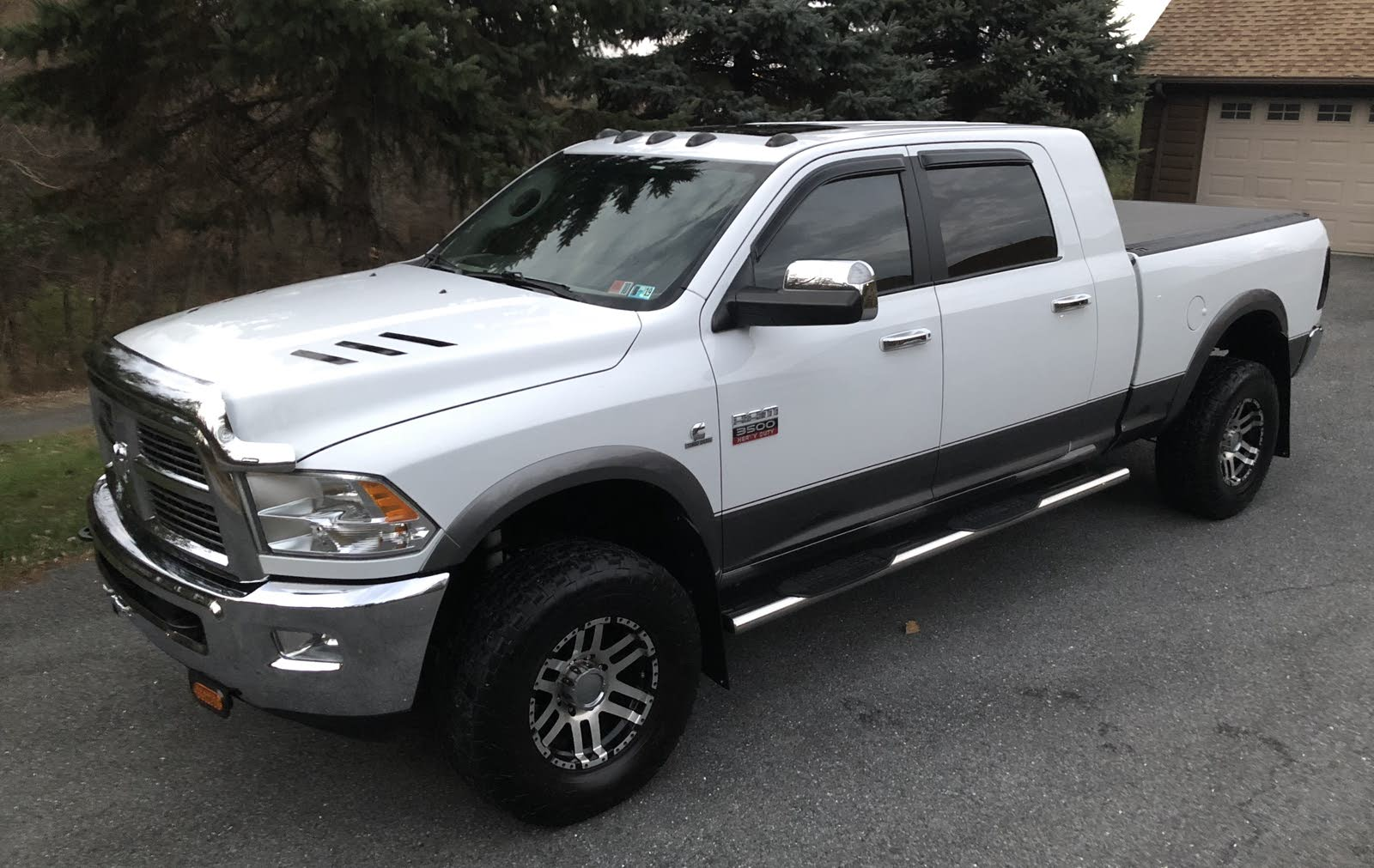 2011 dodge 3500 cummins specs