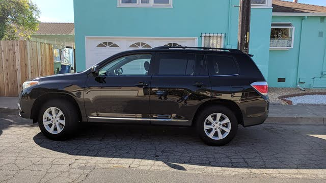 Picture of 2013 Toyota Highlander Plus, exterior, gallery_worthy