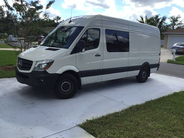 Picture of 2018 Mercedes-Benz Sprinter 2500 170 V6 High Roof Crew Van