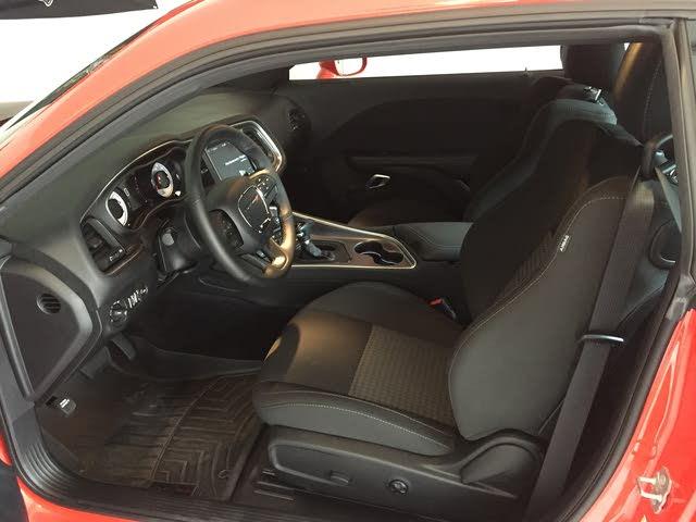 2018 Dodge Challenger Interior Pictures Cargurus
