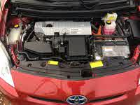 Picture of 2010 Toyota Prius Five, engine, gallery_worthy