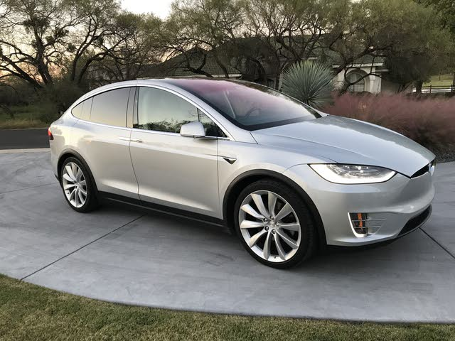 2017 Tesla Model X Price Cargurus