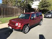 Picture of 2016 Jeep Patriot Sport, exterior, gallery_worthy