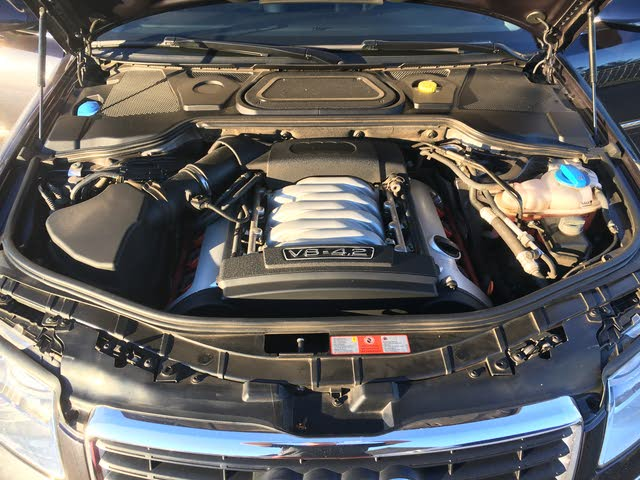 Picture of 2005 Audi A8 L quattro AWD, engine, gallery_worthy