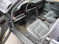 Picture of 1991 Mercedes-Benz 350-Class 4 Dr 350SDL Turbodiesel Sedan, interior, gallery_worthy