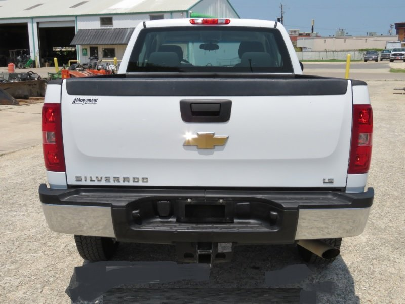 2011 Chevrolet Silverado 2500hd Overview Cargurus