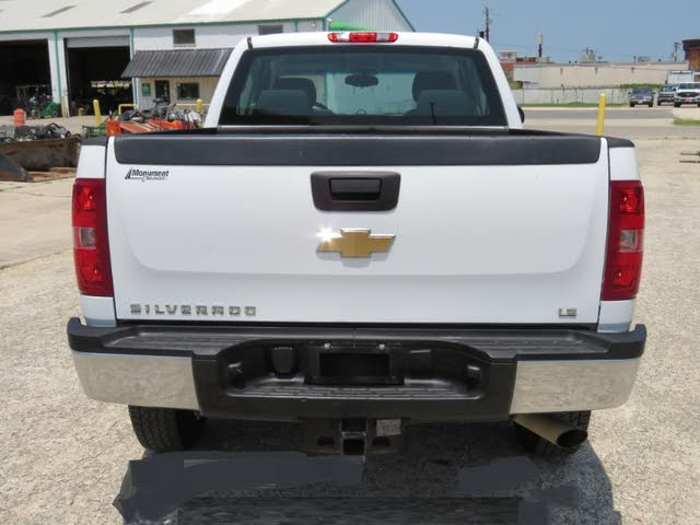 Picture of 2011 Chevrolet Silverado 2500HD LT Extended Cab RWD