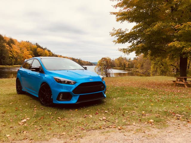 Picture of 2018 Ford Focus RS Hatchback