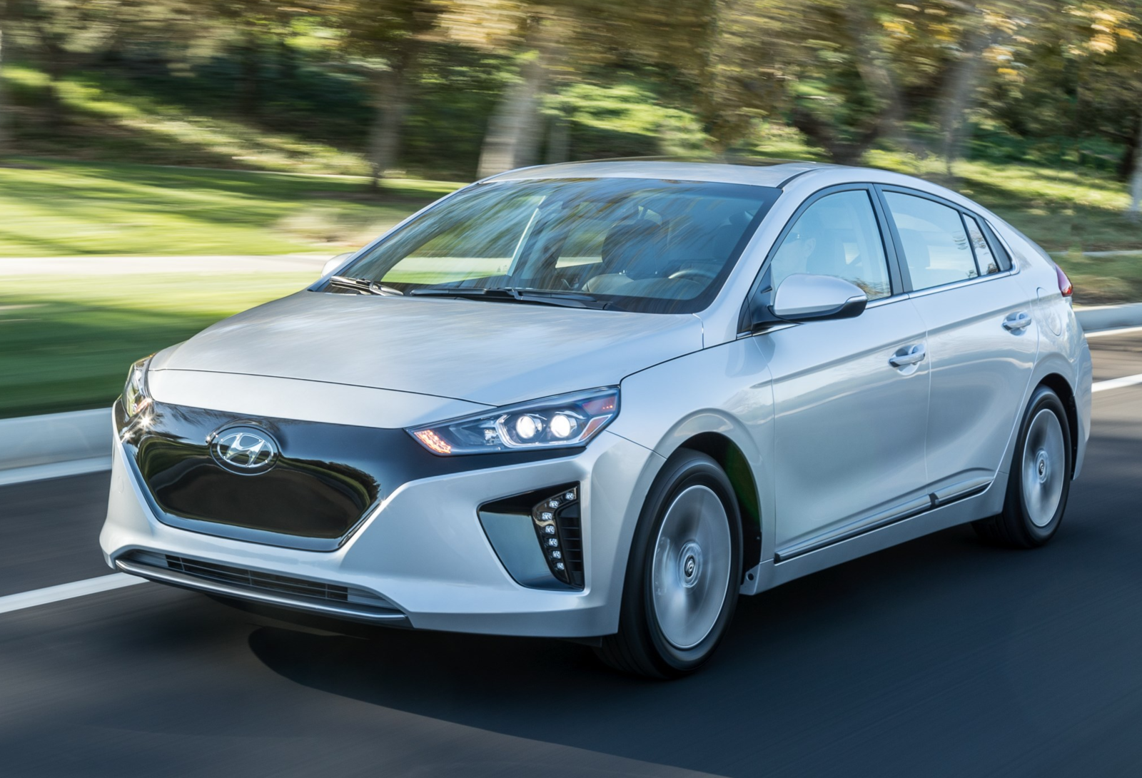 2019 Hyundai Ioniq Electric Overview Cargurus
