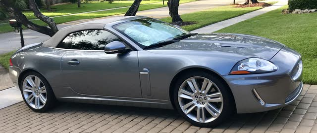 Picture of 2010 Jaguar XK-Series XKR Convertible RWD, gallery_worthy