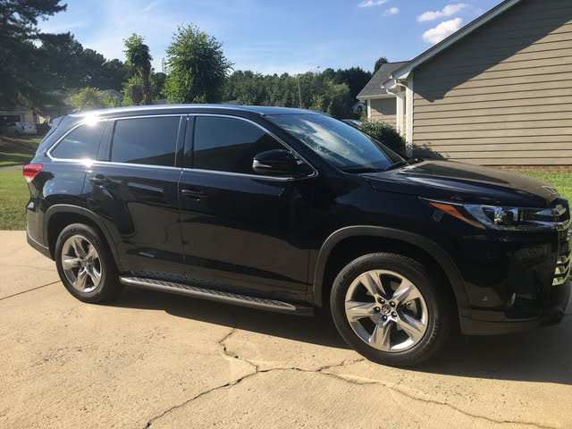 Picture of 2018 Toyota Highlander Limited