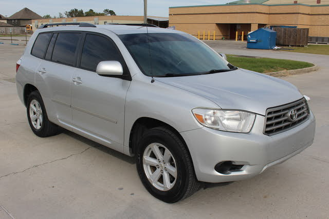 Picture of 2010 Toyota Highlander Base V6
