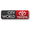 City World Toyota logo