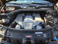Picture of 2009 Mercedes-Benz M-Class ML 63 AMG 4MATIC, engine, gallery_worthy