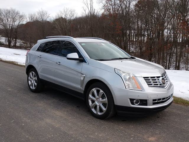 Picture of 2013 Cadillac SRX Performance FWD