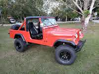 Picture of 1982 Jeep CJ-8 Scrambler 4WD, gallery_worthy